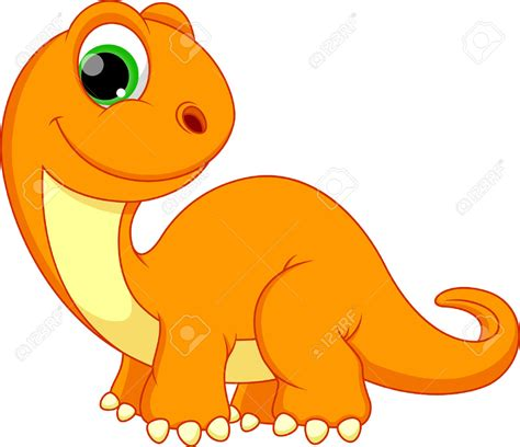 Orange Dino dinosaur clipart orange jaxstorm realverse us