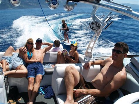swa tahoe boat rentals check out our lake tahoe pontoon boat rentals picture