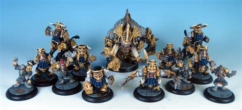 blood bowl chaos edition best team laughing ferret chaos blood bowl team of 2012