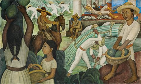 Louisiana Gift Baskets Sugar Cane Murals For The Museum Of Modern Art
