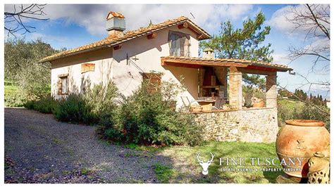 farmhouse with guest houses for sale in tuscany