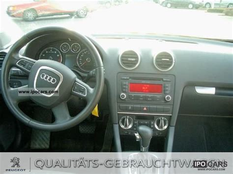 automobile air conditioning service 2010 audi a3 parental controls 2010 audi a3 sportback 1 6 cl automatic air conditioning sports seats car photo and specs