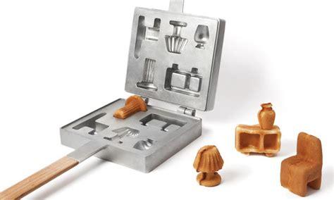 Miniatur Wafel cetakan kue berbentuk furnitur dari jepang japanese station
