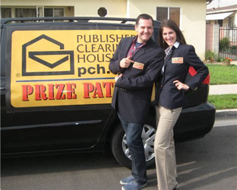 Pch Comsweepstakes - ross mathews with sweepstakes prize delivery team pch blog