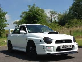 Subaru Wrx Turbo 2001 Subaru Impreza Wrx Uk Turbo Bugeye Version 7 Sti Spec