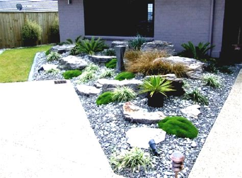 Small Front Garden Ideas Australia Best Rock Landscaping Front Yard Design Ideas For Country Home Homelk Impressive Modern Designs