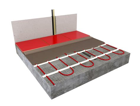 tile heating mat kits lifetime warranty floor