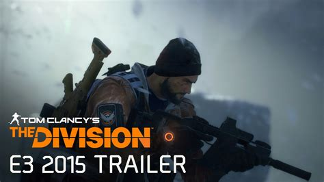 s day trailer 2015 tom clancy s the division official e3 2015 trailer europe