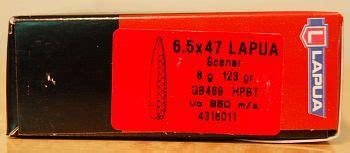 lapua 6 5 215 47 factory ammo tests 171 daily bulletin