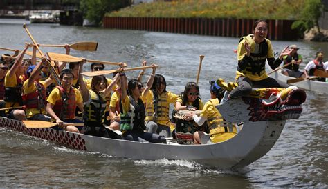 chicago chinatown dragon boat race chicago dragon boat race chicago tribune