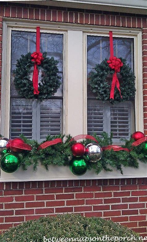 Front Windows Decorating Decorating Ideas For Porches Doors And Windows