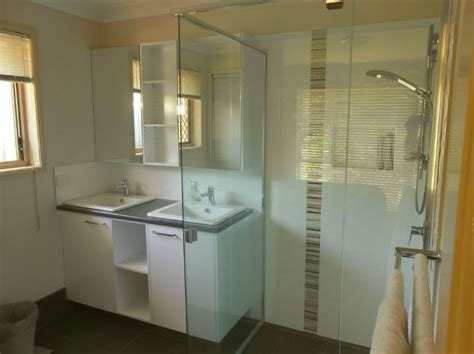 bathroom renovations in brisbane ensuite in kuraby