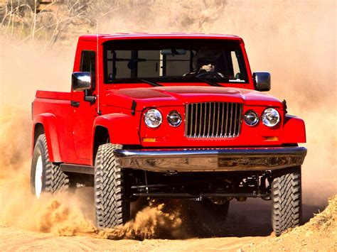 future jeep truck jeep up truck may not be a wrangler variant carscoops