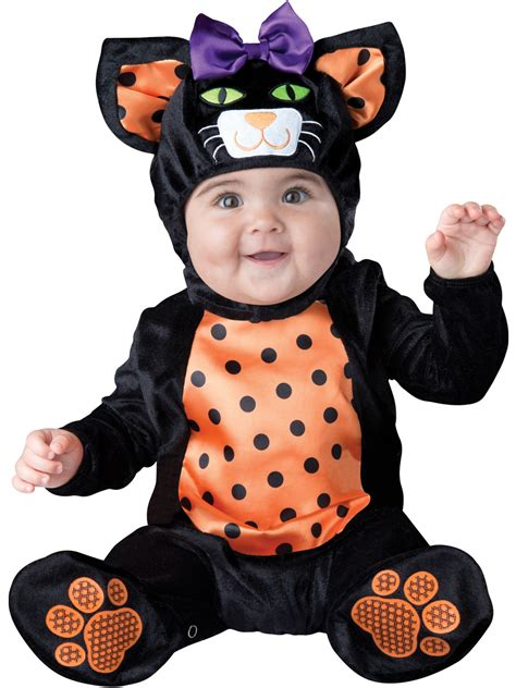 Mini Mini Baby Costume by Mini Meow Cat Baby Costume All Mega Fancy Dress