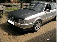 1993 Audi RS2/S2 TÜV / AU new - Car Photo and Specs Audi Rs2 Limousine