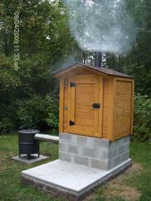 how to build a timber smoker diy projects for everyone