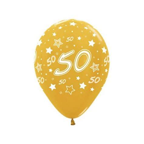 imagenes de cumpleaños numero 50 globos n 250 mero 50 12 quot 30cm en globos con n 250 meros para
