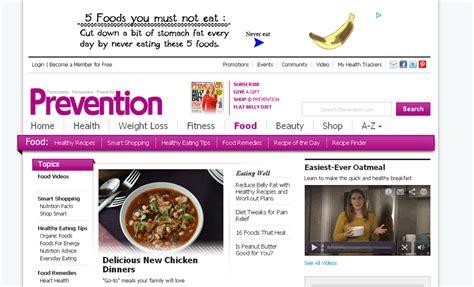 web design inspiration health web design inspiration 10 health and wellness websites