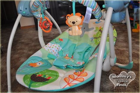 bright starts playful pals baby swing bright starts playful pals portable swing making mom