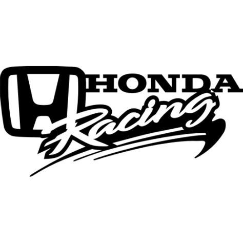 Honda Aufkleber by Sticker Et Autocollant Honda Racing