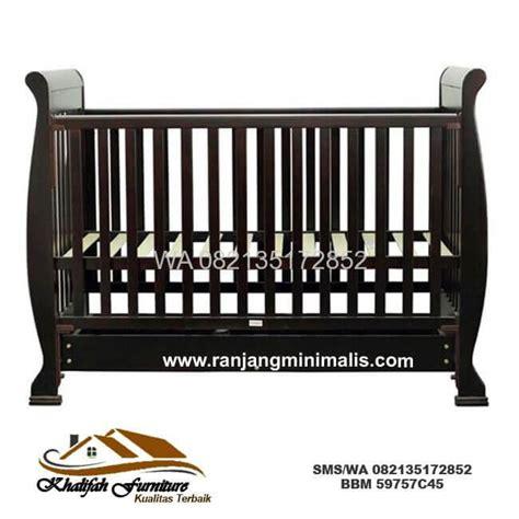 Tempat Tidur Bayi Plus Kelambu tempat tidur bayi kelambu harga murah cv khalifah