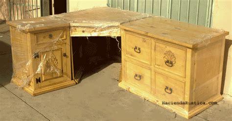 Custom Rustic Desks Rustic Corner Desk