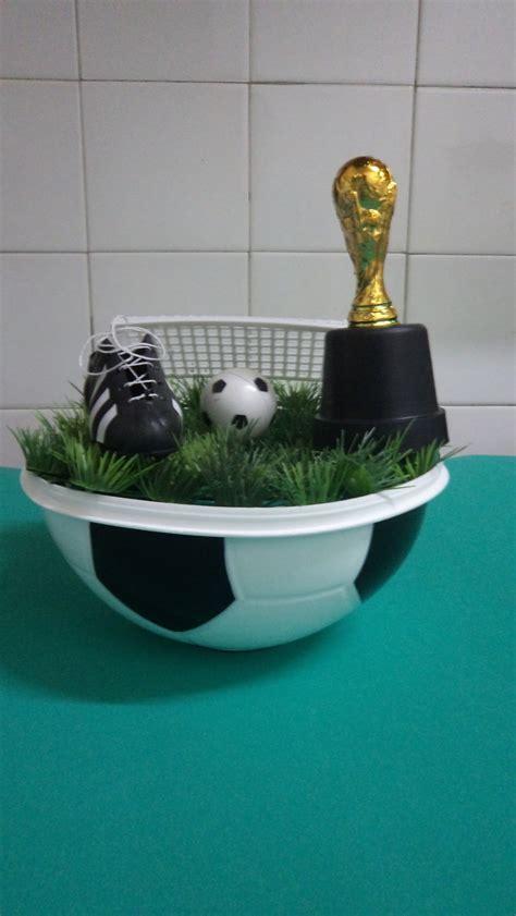 centros de mesa de futbol para clubes centro de mesa futebol atelie artes mimos da lel 234 elo7