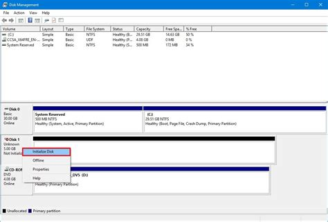 format hard disk for windows how to format a new hard drive on windows 10 windows central
