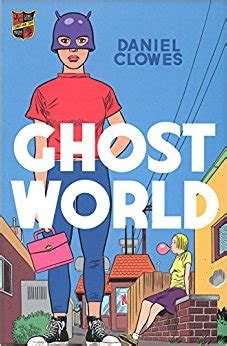 ghost world amazon co uk daniel clowes 9780224060882 books