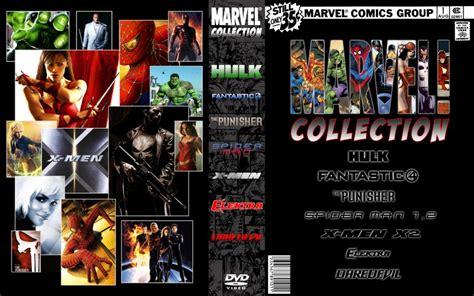 film marvel in dvd image gallery marvel dvd cover