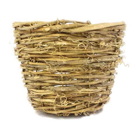Basket Planter by Vine Basket Planter