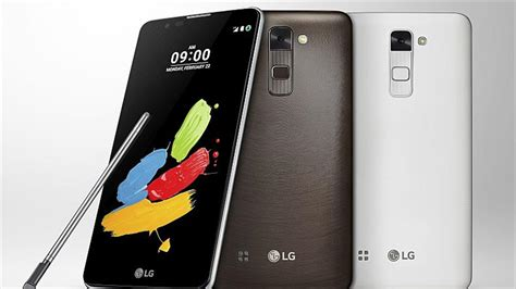 lg announces another handset ahead of mwc 2016 breakingnews ie