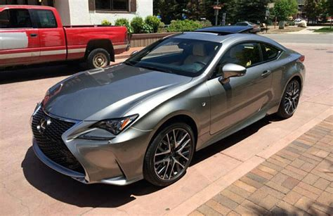 lexus atomic silver paint code rc350 f sport in atomic silver lexus rc350 rcf forum
