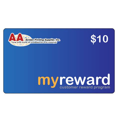 Reward Gift Cards - reward gift card