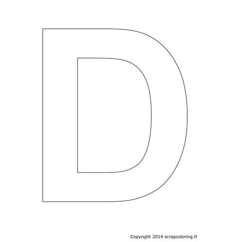 dessins lettre d 201 ducatifs