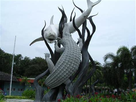 Lambang Surabaya surabaya singapore getaway series discover