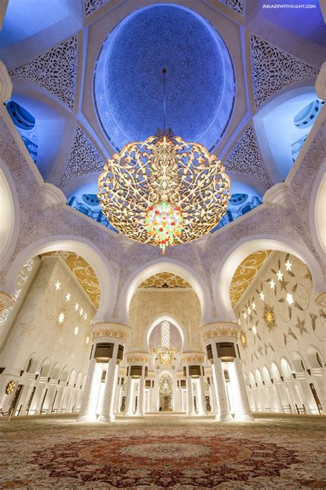 Sheikh Zayed Mosque Chandelier Sheikh Zayed Mosque Largest Chandelier Magnificent Mosque Dubai And