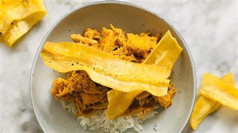 vegan rendang maken met jackfruit simpele recepten