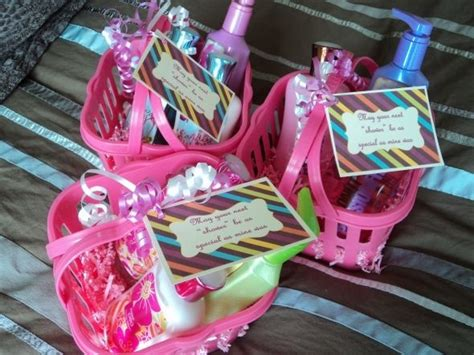 a bridal shower hostess gift idea reading quot may your next quot shower quot be as special as mine was
