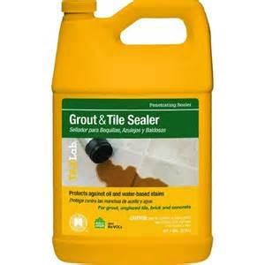 Tile Sealer Tilelab Grout Tile Sealer Ebay