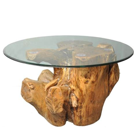 custom made wood stump tables coffee tables new tree stump end table coffee table reclaimed tree trunk