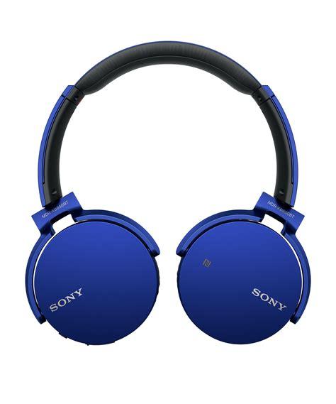 Headset Sony Nfc sony mdr xb650bt bass bluetooth wireless nfc