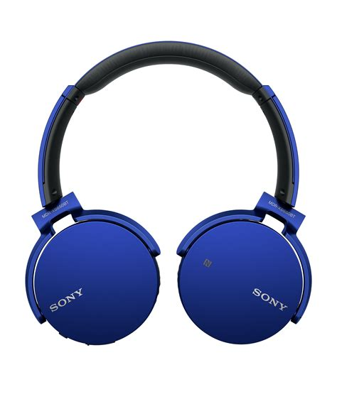 Headset Sony Nfc sony mdr xb650bt bass bluetooth wireless nfc the ear headphones ebay