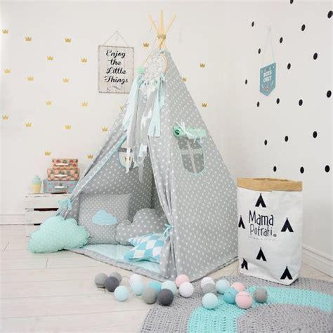 Kinderzimmer Ideen Nähen by Idee Tipi Kinderzimmer