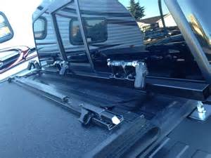 Tonneau Covers That Fit With Back Rack Home Made Bike Rack Compatible With Undercover Tonneau