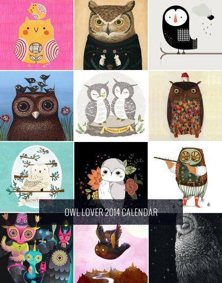 printable owl calendar numbers more free holiday printables paper crave owl