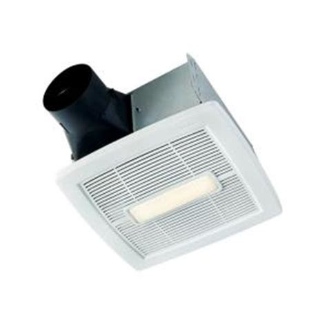 home depot bathroom fan light nutone invent series 110 cfm ceiling exhaust bath fan with