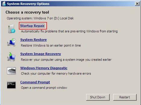 how to fix windows 7 using startup repair digital citizen