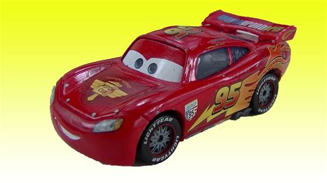 Lightning Mcqueen Toys Cars 2 Racers Disney Cars 2 L