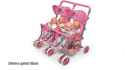 babydoll stroller baby doll and stroller